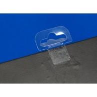 Hangtabs met eurohole voor smalle verpakkingen