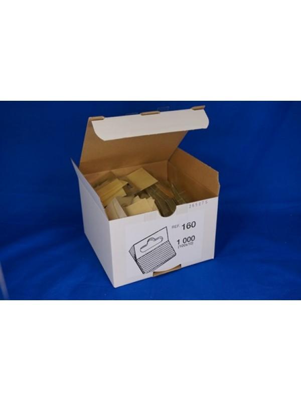 Hangtabs 100 x 10 stuks per doos