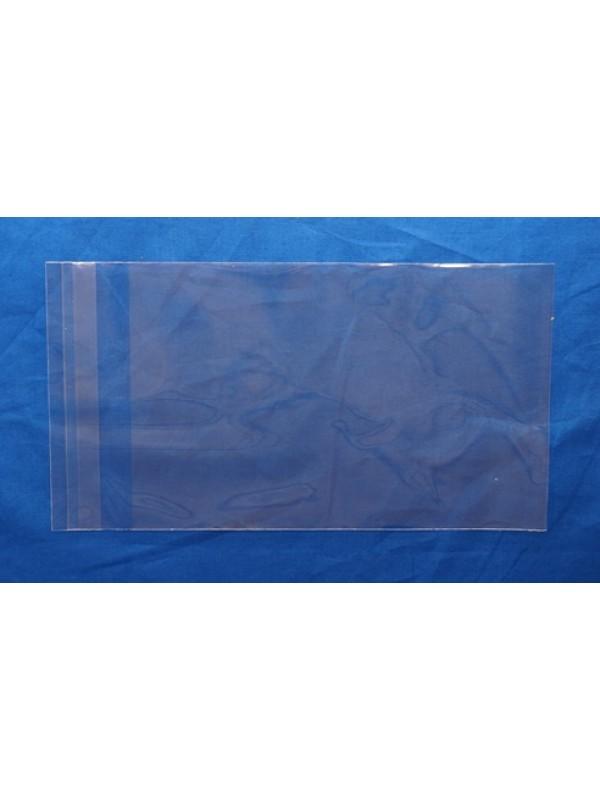 PP zak voorzien van klep met kleefstrip