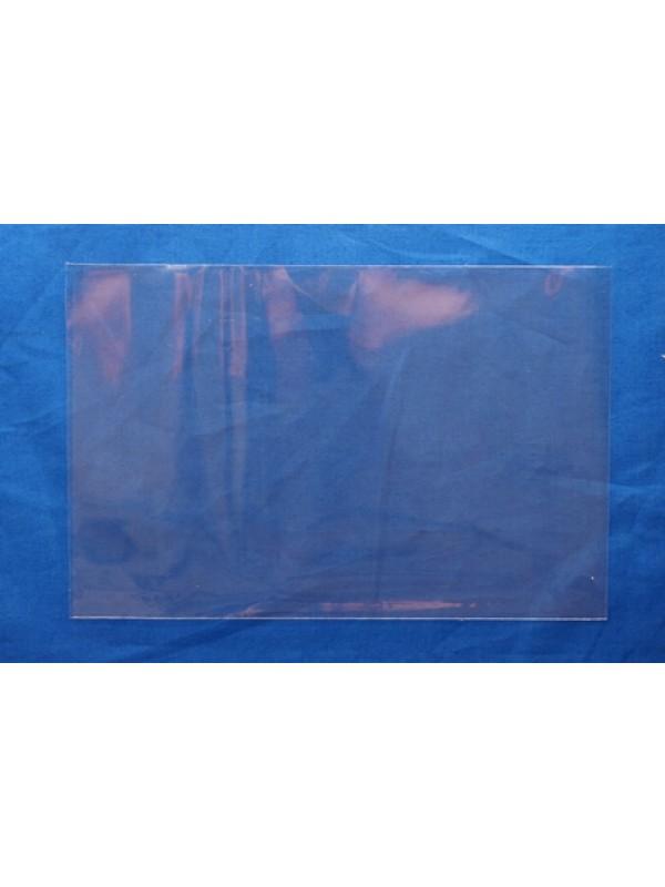 Vlakke zak zonder klep