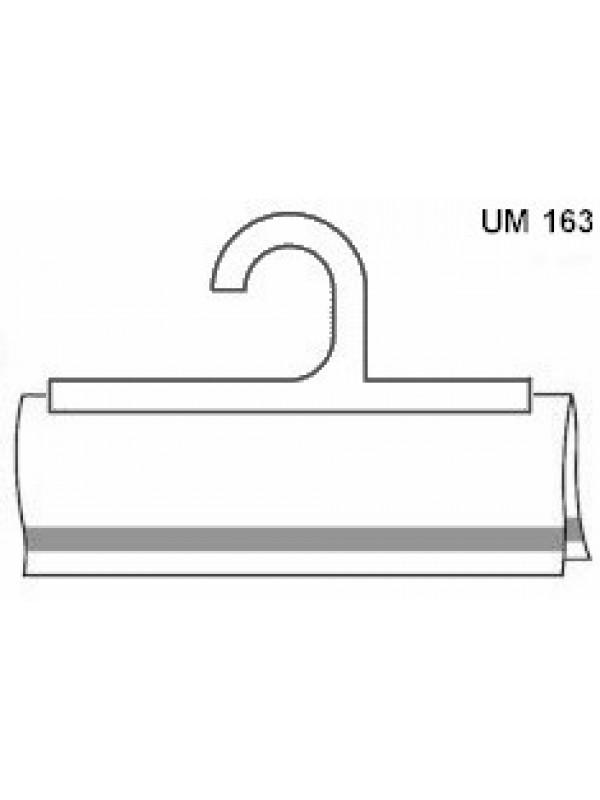 Zelfklevende haak UM 163 ruiter 591